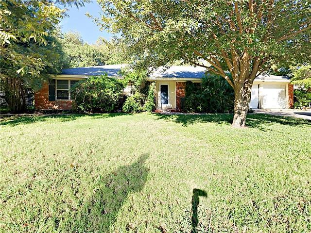 5108 South Drive Fort Worth, TX 76132 - MLS #: 13757417