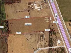 Property for sale at 14707 Us Highway 75 Highway, Van Alstyne,  TX 75495
